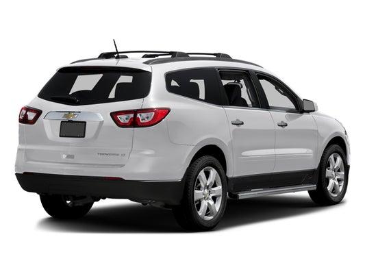 2016 Chevrolet Traverse Lt 1lt In Waco Tx Bird Kultgen Ford