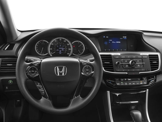 2016 Honda Accord Sedan Lx In Waco Tx Bird Kultgen Ford