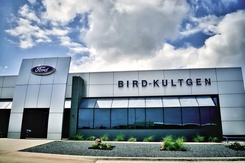 Bird Kultgen Ford logo