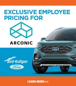 Exclusive Partner Pricing for Arconic Employees!